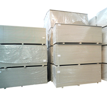Various types of plasterboard for wall