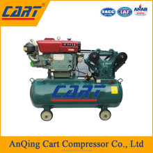 Hot sale 12 V 11kw/15hp 14bar Diesel Mini Piston Ring Air Compressor