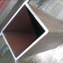 60x40mm thin thickness rhs hollow section steel pipe 2mm thick rectangular steel pipe