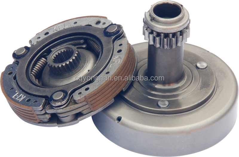 wave100 Scooter Motorcycle Primary Clutch Assy. Motorcycle 3 Wheel