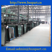 Yutong bus auto glass factory