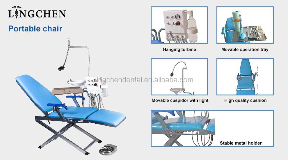 Good Price Convinient Portable Dental Chair Portable