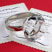 Crystal Ring Paperweight CP024