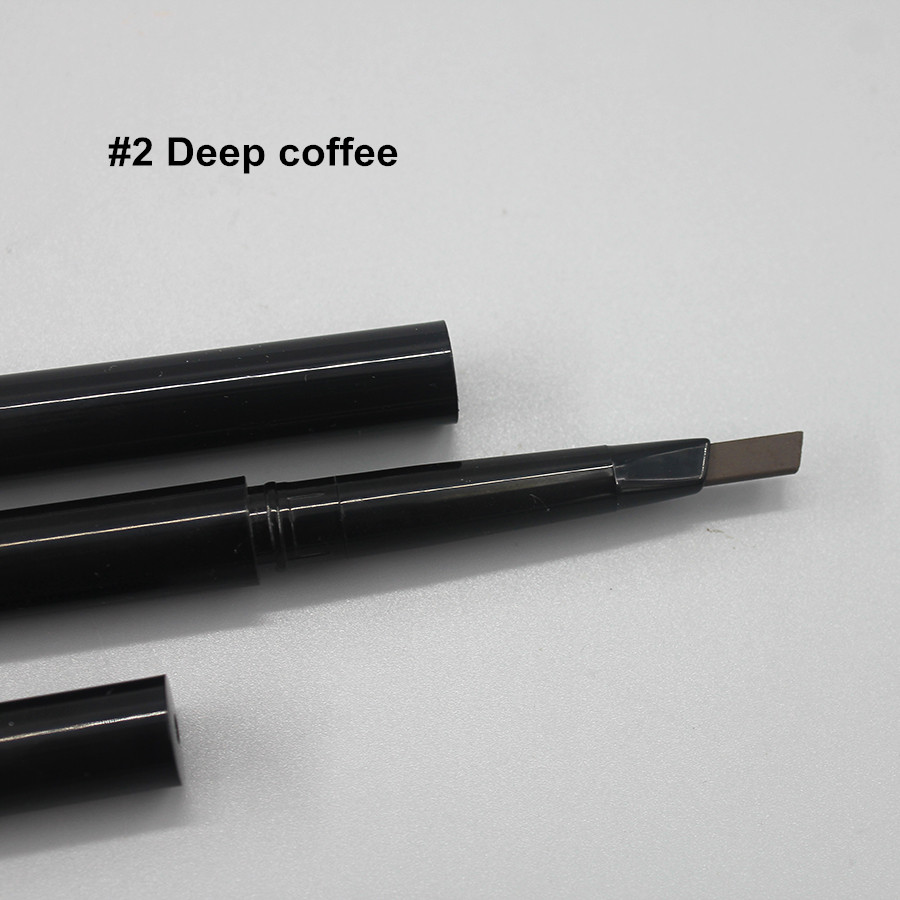 Alibaba best sellers OEM no logo black tube gray color eye brow definer