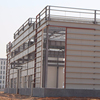 Factory Direct Price Steel Structure Cold Room Prefab House Building For Sale