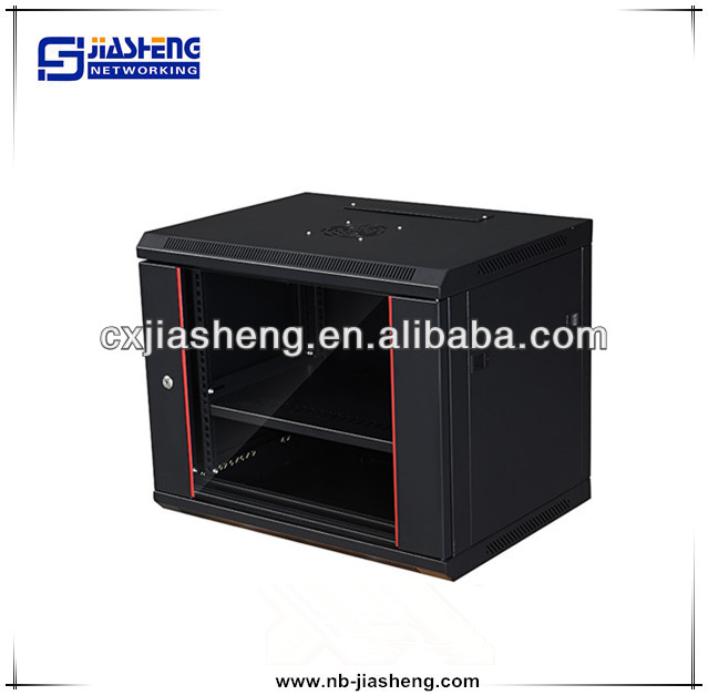 9u wall mount rack,wall cabinet