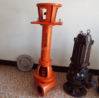 wqg wq jywq vertical cutting submersible pump slurry pump leak