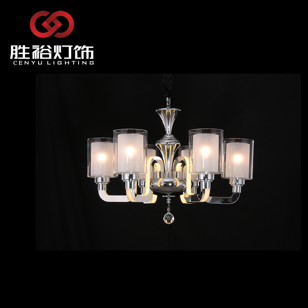 Die casting crystal Alloy type european chandelier lamp wall light pendant light candle ligh