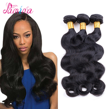 natural black wholesale human hair weaving unprocessed brazilian hair bundles body wave
