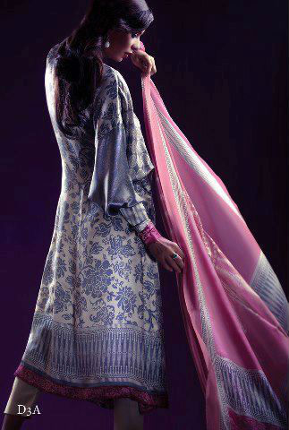 Sana Safinaz Silk Collection 2012