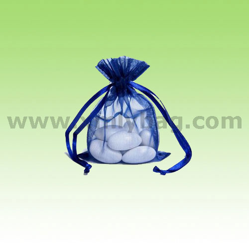 Organza Small Drawstring Pouches