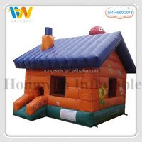 New design commercial adult bounce house inflatable bouncy castles funny game