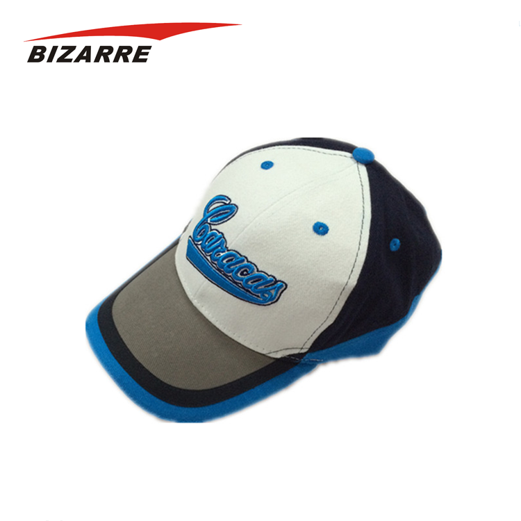 Design Your Own Embroidery 6 Panel Baseball <strong>Cap</strong> with Private Label