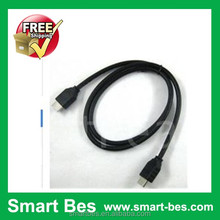 Smart Bes~ Raspberry raspberry pi double HDMI cable/connector wire screen touch screen display male head cable