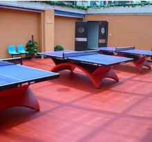table-tennies courts flooring for general use