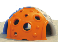 [Open mold custom]Large outdoor toys/Plastic capsule rock climbing/kids outdoor toys