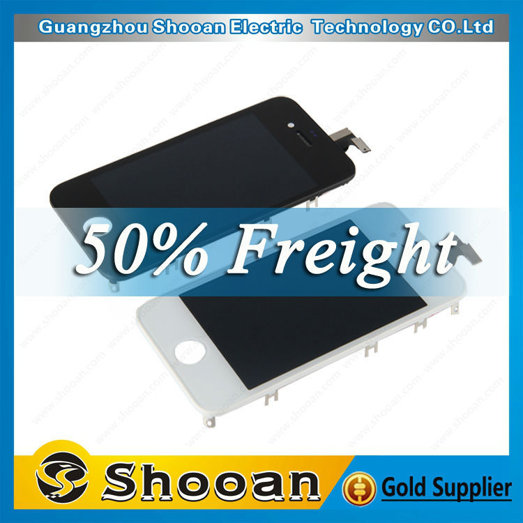 lcd screen for iphone 4,for iphone 4 unlocked motherboard 16gb 32gb,china mobile lcd display for iphone 4