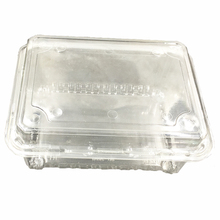 clear disposable plastic <strong>fruit</strong> container / clear PET blister clamshell box for <strong>fruit</strong>