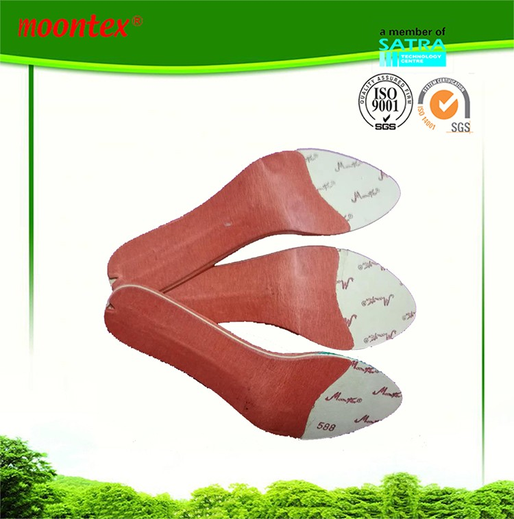 jiangyin besto high latex Moontex 515 Insole paper board (Insole sheet, insole board)