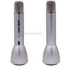 Wireless Microphone Karaoke portable USB Charging Bluetooth Handheld Speaker Microphone