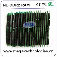 cheap laptops 4gb pc2-6400 ddr2 sodimm 800mhz 200-pin memory ram In China Mainland