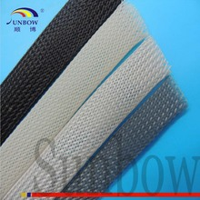 Fire Resistant 10mm Expandable PET Braided Sleeving