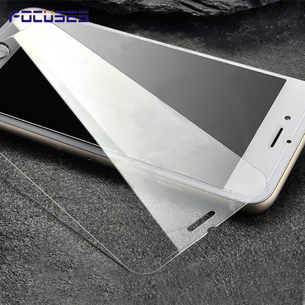 High Clear Mobile Phone Tempered Glass Screen Protector For iPhone 6 6s 7 8 Plus, Tempered Glass for iPhone 7 8