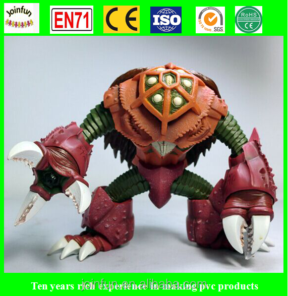 monster action figure toys, monster action figure plastic toys, hot selling game figurine