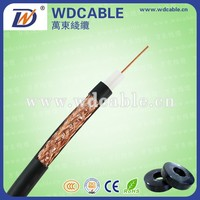 thin RG6/U Coaxial Cable