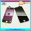Replacement Wholesale Mobile Phone Lcd Display Touch Screen Digitizer For Iphone 5 Lcd white black in stock