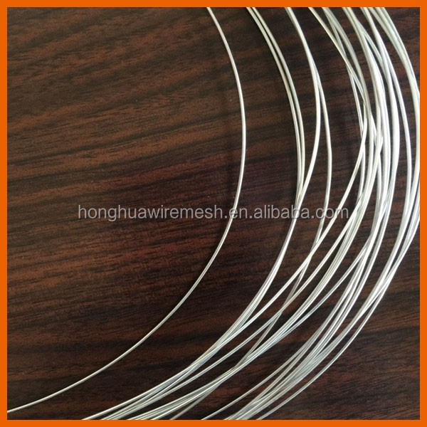 high qulity low carbon zinc coated iron wire 3.0mm china factory supply