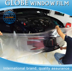 Auto car anti-scratch paint protection film sticker invisible surface protective film