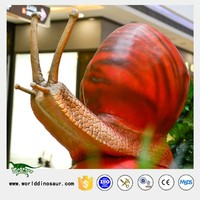 Animatronic Snail Live Insect Replica for Sale