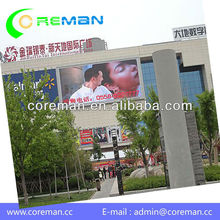 Ali china new arrival competitive price advertising exterior/interior led flexible display panel p10,p8