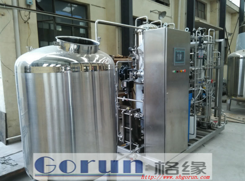 beautiful design water treatment/high quality purifier
