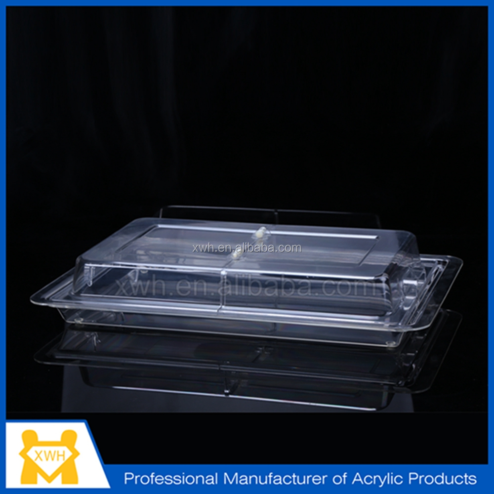 Hot China factory glass display case parts
