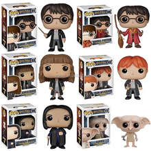 ZORAS Q-style Cartoon Figures Funko Pop Harry-potter Movie Figure Design PVC Pop Funko For Drop Shipping