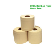 hot sale FDA certified strong unbleached 3ply tissue paper roll