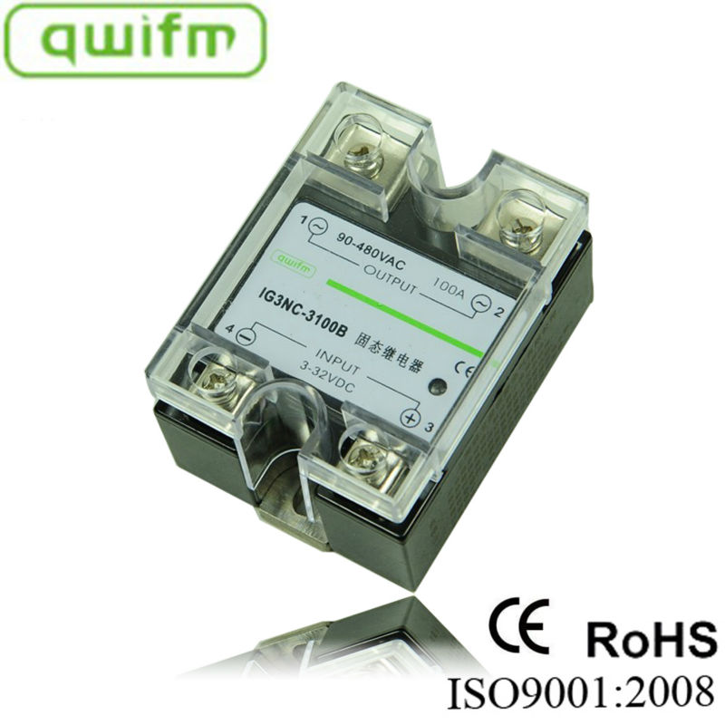 AC Solid State Relay