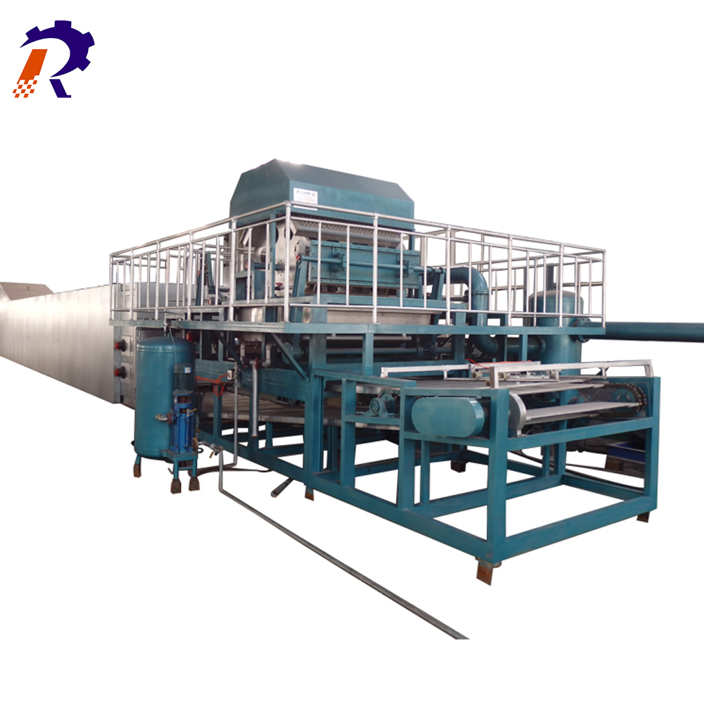 waste paper pulp moulding egg tray machine egg plate machine