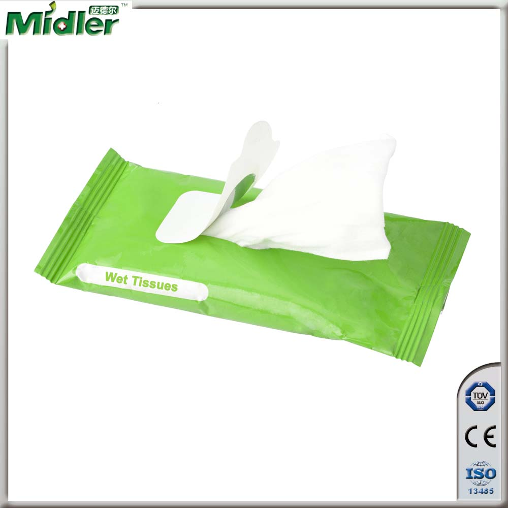 Disposable multi-purpose wipes dog clean wet wipes cell phone wipes
