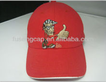 casual custom logo cotton sports cap
