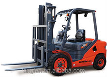 small new 3rd generation 3TON forklift diesel with CE/GOST/ISO
