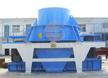 China High performance manufactured sand making machine