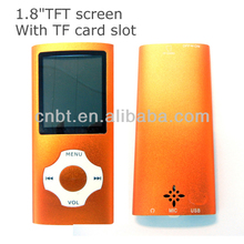 Touch Screen Mp4 Player with Camera Game King