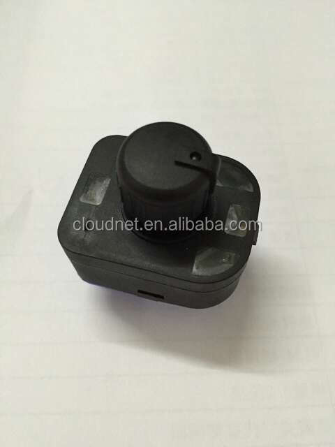 Power Rear View Side Mirror Switch Knob (Seat Memory Version) For Audi A6 C5