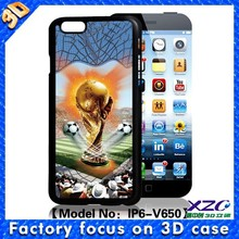 OEM custom phone case for iphone6 64gb case,Shockproof 3D horrible design case for Apple iphone 6 64gb accessory