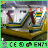 High quality customized cheap inflatable slide amusement park slide for sale