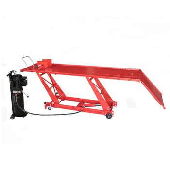 Electrical 1000lbs ATV/Motorcycle Lift Table for Repairing