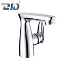 Sanitary Wares New Modern Single Handle Lever Brass Aqua Bathroom Basin Faucet